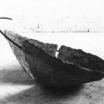 1985-z.t.-gips, ijzer, 110x55cm