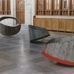 1989-Kermis op zee-aluminiumcement, staal, lak, 400x100x150cm