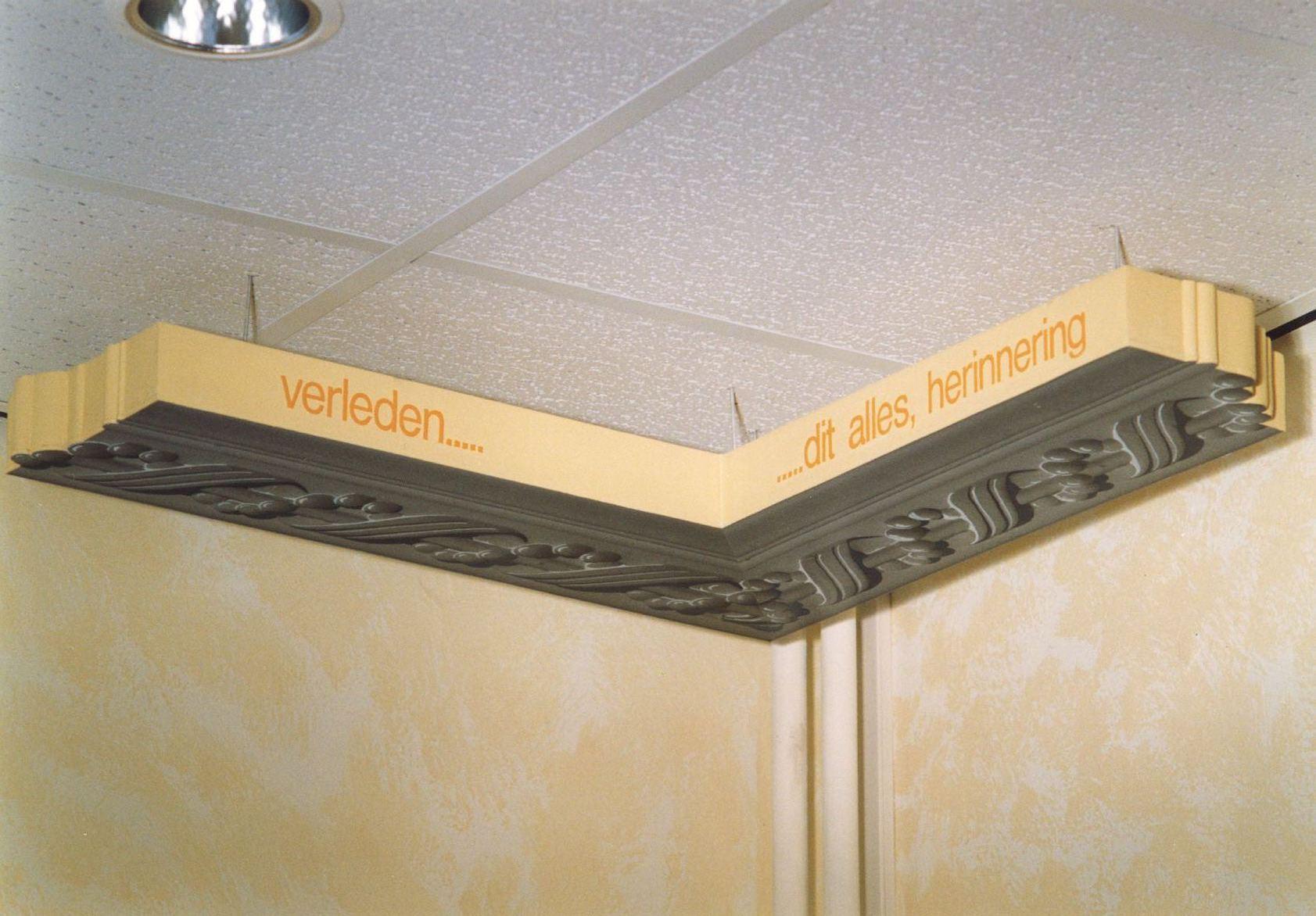 1999-Fotowerk, tandartspraktijk R'dam, bewerkte foto's, schuimplaat