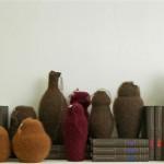 2010-Fourage (erst kommt das Fressen, dann kommt die Moral) wol, encyclopedie, 56x250x40cm