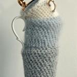 2010-zonder titel, wol, porselein, detail