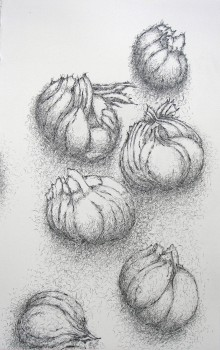 2012-zonder titel, grafiet op papier, 108x71cm