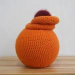 2012-zonder titel, wol, glas, 40x30cm